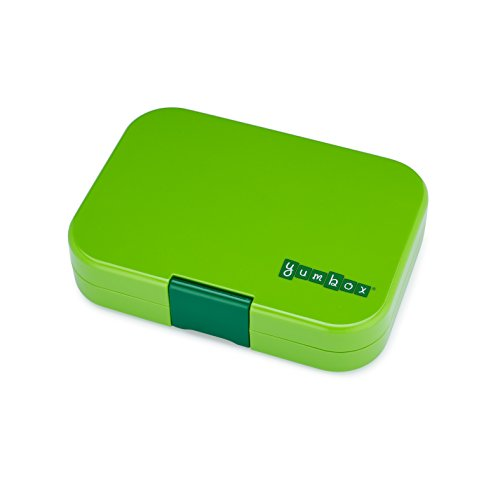 YUMBOX Original (Avocado Green) Leakproof Bento Lunch Box Container for Kids: Bento-style lunch box offers Durable, Leak-proof, On-the-go Meal and Snack Packing by Yumbox (Image #3)