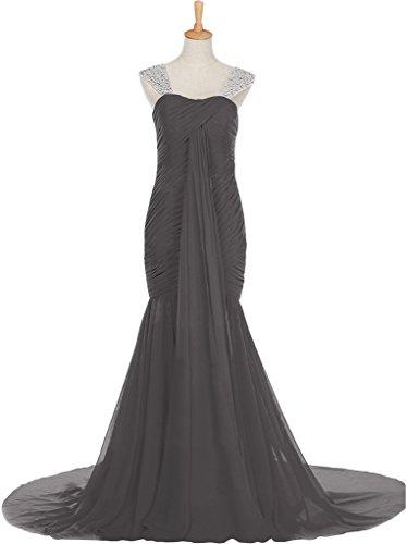 TOSKANA BRAUT - Vestido - para mujer gris