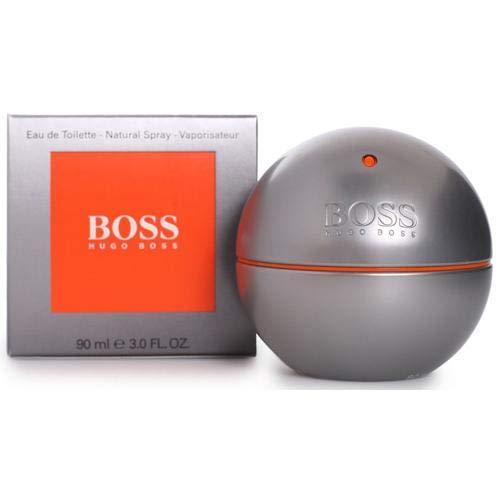 Boss In Motion by Hugo Boss For Men Eau de Toilette Spray 3.0 OZ / 90 ml