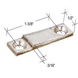 Locking Handle Strike Plate - CRL Locking Handle Strike Plate - 3/16 in Height