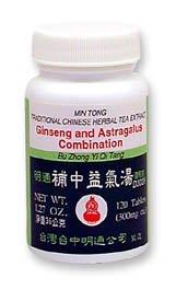 Bu Zhong Yi Qi Tang T Ginseng & Astragalus Combination & -