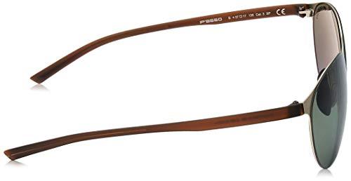 Sonnenbrille Porsche gold Sonnenbrille Porsche Design P8660 P8660 gold Design Porsche r7r0xq