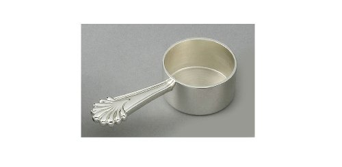 Elegance Silver Coffee Scoop, Silver Plated