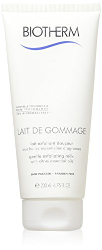 Biotherm Gentle Exfoliating Milk Cleanser for Unisex, 6.76 Ounce (Gentle Exfoliating Milk)