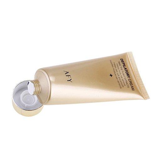 Keyzone enchanteur des crèmes dépilatoires puissante crème dépilatoire 60g pour les hommes et les femmes fascinantes