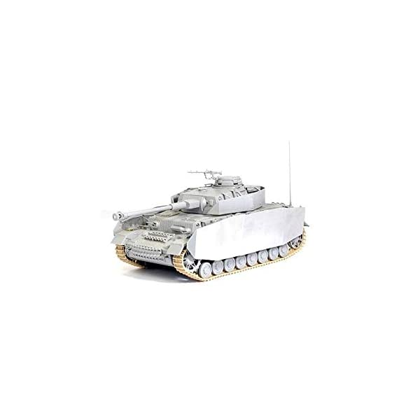 Dragon 1/35 PzKpfw IV Ausf H Late Production Tank w/Zimmerit Kit 3
