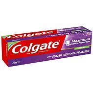 Colgate Maximum Cavity Protection, Remineraliztion, with Sugar Acid Neutralizer (European Import) - 3 COUNT ()