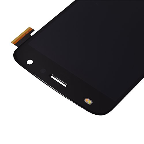 VEKIR Touch Display Digitizer Screen Replacement for Motorola Moto Z2 Play XT1710-01 XT1710-07 XT1710-10 XT1710-08(Black) by VEKIR (Image #3)