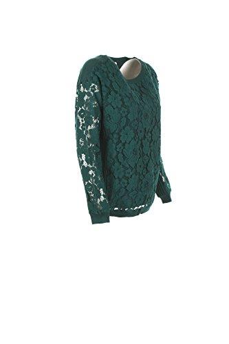 Maglia Donna Twin-set XL Verde Ja73aa Autunno Inverno 2017/18