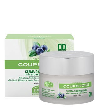 Helan Couperose Facial DD Day Cream Refreshing and Moisturizing with Anti Aging Properties