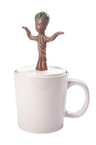 Marvel Guardians of The Galaxy Dancing Baby Groot Exclusive Figural Mug