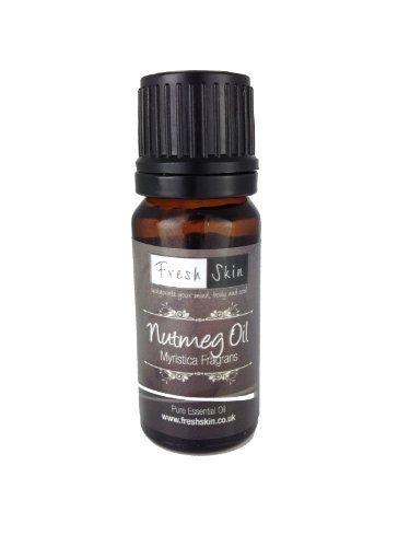 10ml Nutmeg Pure Essential Oil