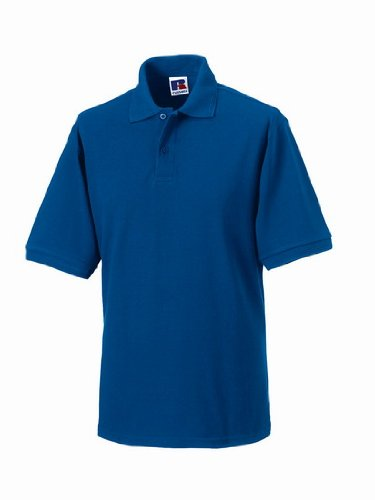 Russels Workwear - Resistente polo para hombre Bleu - Bright Royal