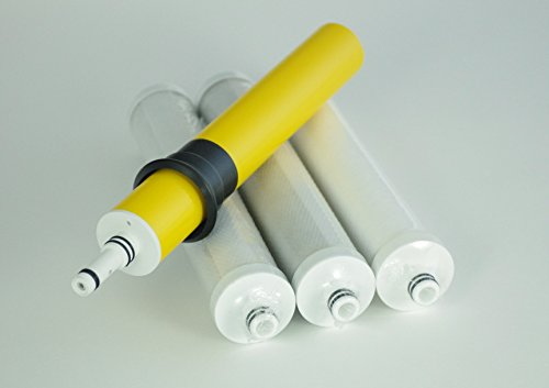 Original Hydrotech Reverse Osmosis 25 GPD Membrane With Filters Set ()