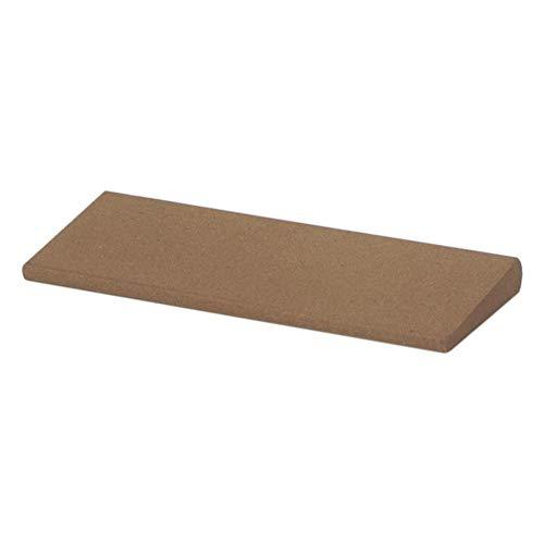 - Round Edge Slip Sharpening Stones - ms15 5x1x5/16x3/32 round edge slip medium grit