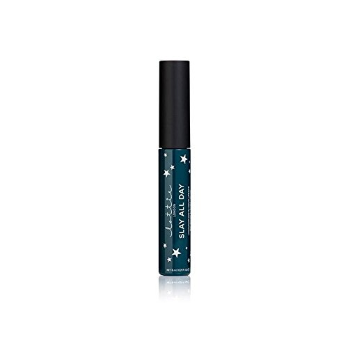 撤回するガジュマル野なLottie London Matte Liquid Lipstick - Queen - ロンドンマット液状口紅を - 女王 [並行輸入品]