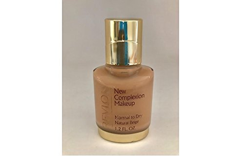 Revlon Natural Complexion New Complexion Makeup - Natural Beige (Normal to Dry)