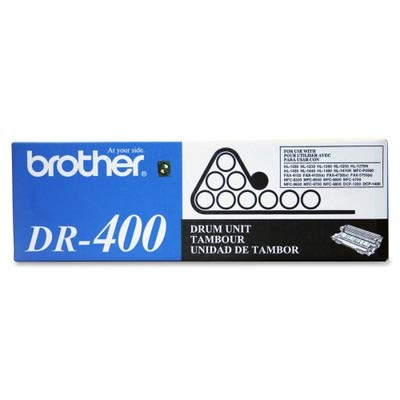 - Brother International Brother Dr400 - Drum Kit - 1-20000 Pages - for Dcp 1200, Fax 4100, Intellifax 4100, 5750, Mfc 83 -