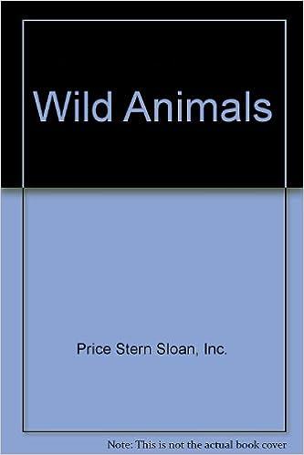 wild animals an animal information book inc price stern sloan