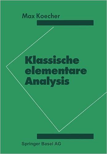 Calculus smallwords book archive by koecher fandeluxe Gallery