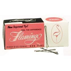 Flamingo Bobby Pins - Silver 1 lb. by FLAMINGO
