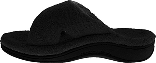 Vionic Slippers Slippers Vionic Vionic Relax Black Black Relax Orthotic Orthotic xtvw8AqO