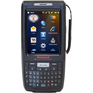 Honeywell Dolphin 7800 for Android - Texas Instruments OMAP 800 MHz - 256 MB RAM - 512 MB Flash - 3.534; 46 Keys - Wireless LAN - Bluetooth - 7800LWQ-GC143XE