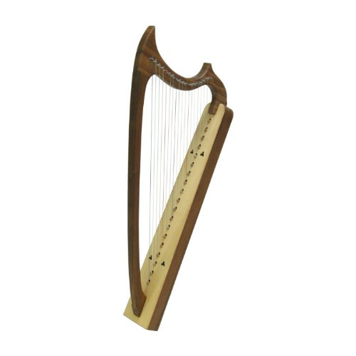EMS Gothic Harp, 19 Strings by Mid-East