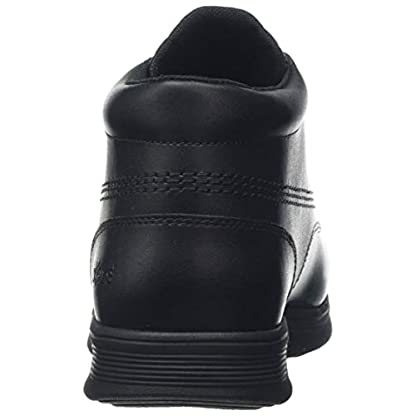 Kickers Unisex's Kelland Lace Leather Shoes 3