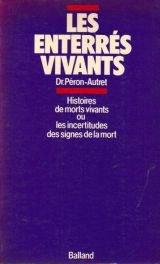 Les Enterrés vivants par Péron-Autret