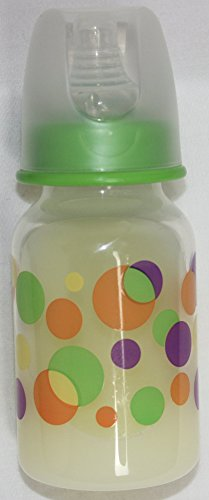 Reborn Girl / Boy Unisex Circles Sealed Fake Faux Formula Milk Bottle Baby OOAK