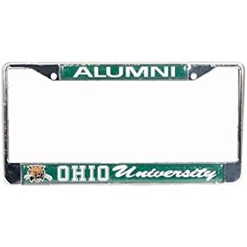 Amazon Com Ohio University Bobcats Alumni Metal License