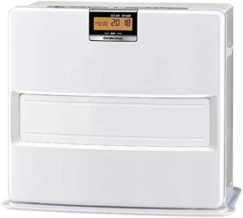 [スポンサー プロダクト]コロナ 石油ファンヒーター(木造17畳/コンクリート24畳まで)【暖房器具】CORONA パールホワイト FH-VX6718BY-W