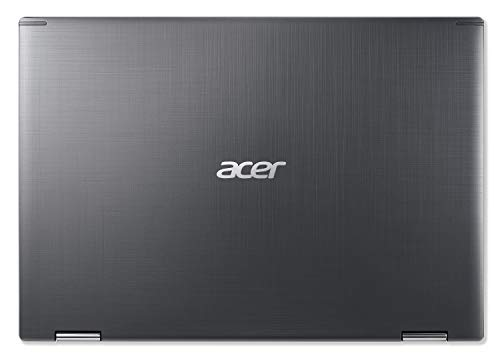 Acer Spin 5 SP513, 13.3in Full HD Touch, 8th Gen Intel Core i5-8250U, Alexa Built-in, 8GB DDR4, 256GB SSD, Convertible, Steel Gray (Renewed)
