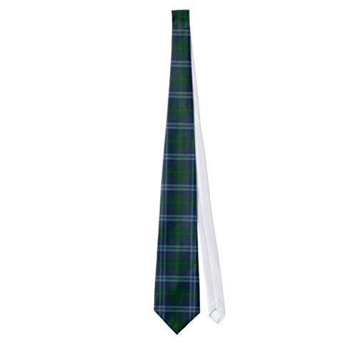 Zazzle Clan Jones Welsh Tartan Tie (Welsh Tie Tartan)