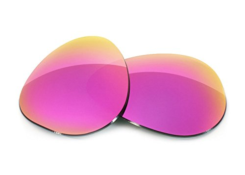 FUSE Lenses for Oakley Given Bella Mirror Polarized Lenses (Versus Polarized Uv Protection)