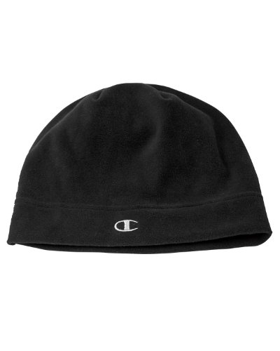 Champion Performance Fleece Arctic Beanie>One size BLACK/STN GREY C6713
