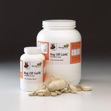 Bug Off Garlic Chewables 180CT, My Pet Supplies