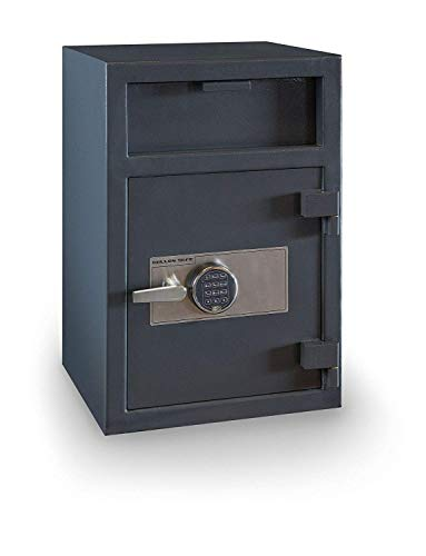 Hollon Safe FD-3020E B-Rated Depository Safe - S&G UL Listed Type 1 Electronic Keypad