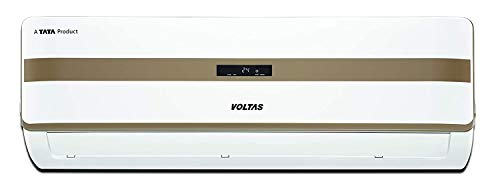 Voltas 1.5 Ton 3 Star Non-Inverter Split AC (183IZI3, White) 2021 August Split AC; 1.5 ton capacity Energy Rating: 3 Star Warranty: 1 year on product, 1 year on condenser, 5 years on compressor