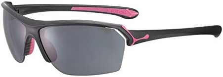 Cébé Wild Gafas de Sol, Unisex Adulto, Matt Black/Pink, Medium