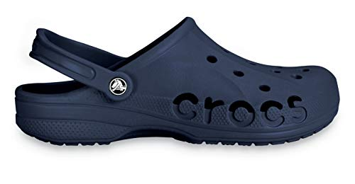 Unisexe Adulte Sabots Baya Bleu Marine Crocs OzEq6