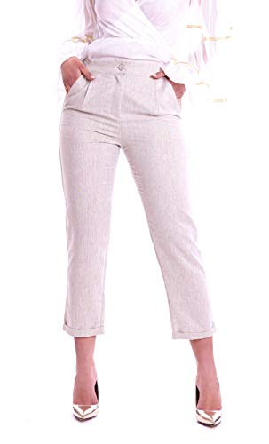 Mujer Ypno Pantalón Dorado Ypno Para Pantalón qIEr1cwI