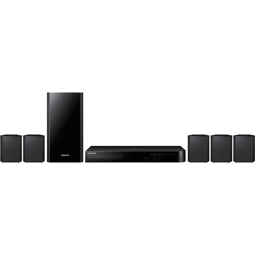 Samsung 5.1 Channel 500 Watt Bluetooth Blu-ray Home Theater System Special Price