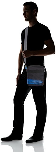 Calvin Klein Reporter Cooper para Negro Bolso Hombre wq0RqnBrx