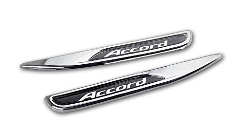 Honda Accord side car standard Accord car stickers leaf board side stickers leaf side decoration 2