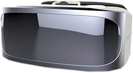 バーチャルリアリティのメガネ3D,3Dメガネバーチャルメガネヘッドマウント型wifiライブムービープレーヤー映画/ゲームに適しています。