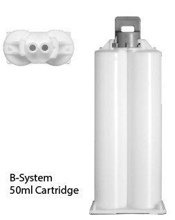 3M ScotchWeld DP420 Off-White 20-Minute Toughened Epoxy Adhesive Caulk Adapter Kit (50ml w/Caulk Gun Adapter Kit) by MMM-3M Scotch-Weld (Image #8)