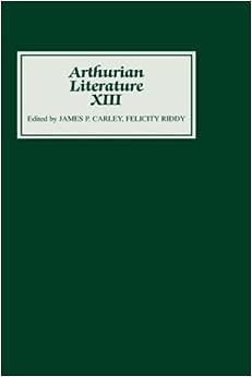 Descargar Ebooks Torrent Arthurian Literature Xiii: 13 Libro Patria PDF