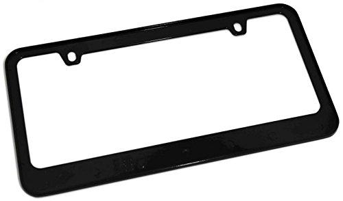 Elite Automotive License Plate Frame for Ford Raptor Black Steel - 906-3288